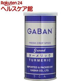 ギャバン ターメリック パウダー(80g)【more20】【ギャバン(GABAN)】