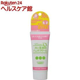 プロ・業務用ハンドクリーム のばらの香り(60g)【ディーフィット】