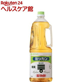 ミツカン 穀物酢 銘撰 業務用(1.8L)【ミツカン】