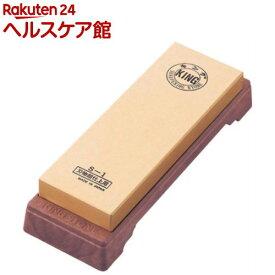 キング 仕上砥石 刃物用 S-1 粒度 6000(1コ入)【キング砥石】