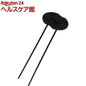 セフティ-3 コの字ピンセット 3.5*15cm(10本入)【セフティー3】