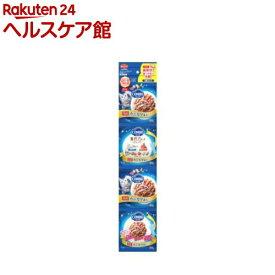 コンボ 連パック 海の味わいメニュー カニカマ添え(40g*4パック入)【more30】【コンボ(COMBO)】[キャットフード]