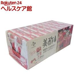 美酢 いちご&ジャスミン(200ml*24本入)【CJ】