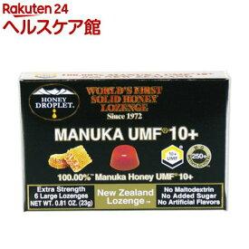 ハニージャパン ハニードロップレット UMFマヌカハニー10プラス(23g)【more20】