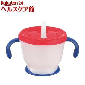 アクリア コップでマグ ストロータイプR ネイビーブルー(1個)【アクリア(aqulea)】
