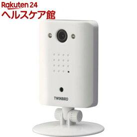 ツインバード VC-J560/VXC-956X0専用 ホームセキュリティーシリーズ ワイヤレス・ルームカメラ ホワイト VC-AF50W(1コ入)【ツインバード(TWINBIRD)】
