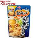 鍋キューブ 鯛と帆立の極みだし鍋(8コ入)【鍋キューブ】