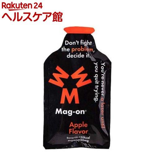 エナジージェル アップル味(12コ入)【マグオン(Mag-on)】【送料無料】