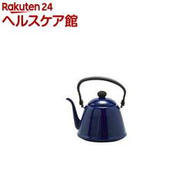 野田琺瑯 ドリップケトルII ネイビー DK-200NB(1コ入)【野田琺瑯】