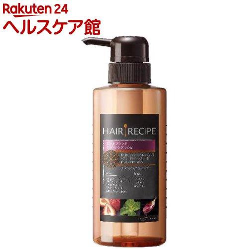 ヘアレシピ ミントブレンド クレンジングレシピ シャンプー(300mL)【ヘアレシピ(HAIR RECIPE)】
