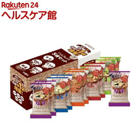 アマノフーズ いつものおみそ汁 5種セットB プラス1(11食入)【spts2】【アマノフーズ】