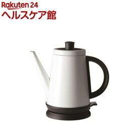 ベルソス 電気ケトル1L ホワイト&ブラック VS-KE52(1台)【ベルソス】