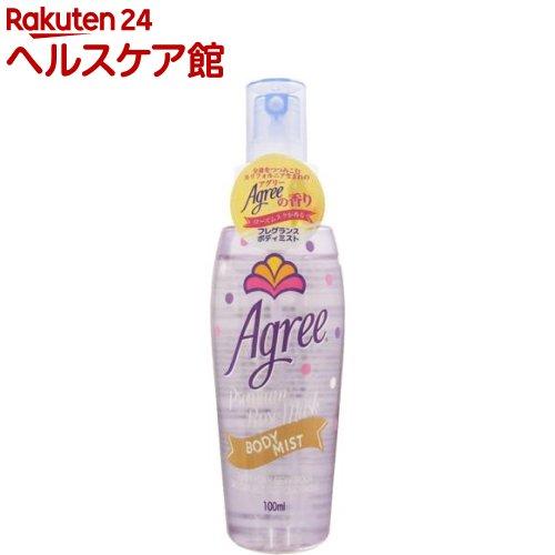 アグリー フレグランス ボディーミストN ローズムスクの香り(100mL)【アグリー】