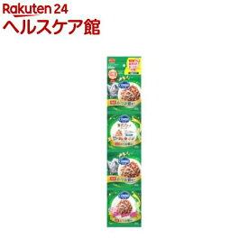 コンボ 連パック 海の味わいメニュー かつお節添え(40g*4パック入)【more30】【コンボ(COMBO)】[キャットフード]