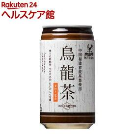 神戸居留地 烏龍茶(340g*24本入)【神戸居留地】[烏龍茶 ウーロン茶 お茶]