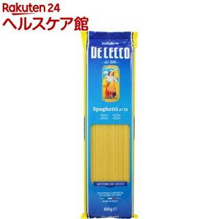 ディチェコNo.12スパゲッティ