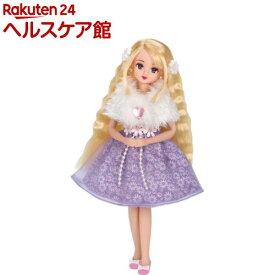 リカちゃん ドレス アクアカールドレスセット マーガレットガーデン(1セット)【リカちゃん】