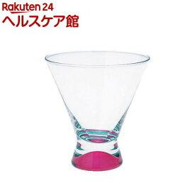 ダンスク スペクトラカクテルグラス ピンク 2コセット(2コセット)【ダンスク(DANSK)】