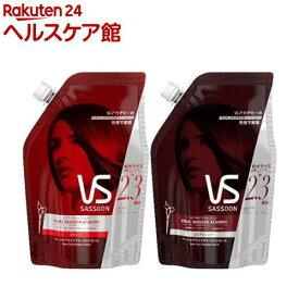 ヴィダルサスーン ベースケアモイスチャーコントロール 超特大 詰替えペア(1セット)【VIDAL SASSOON(ヴィダルサスーン)】