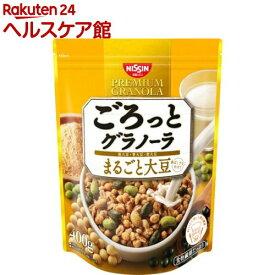 日清シスコ ごろっとグラノーラ 3種のまるごと大豆(400g)
