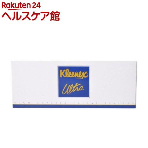 クリネックス ティシュー ウルトラ ファミリー(140組)【クリネックス】