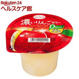 濃いりんごゼリー 0kcaL(195g*6コ入)【たらみ】