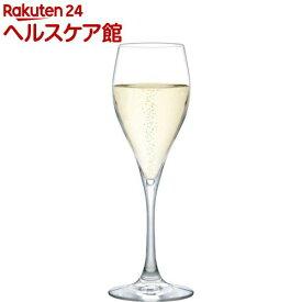 泡立ちシャンパングラス エレガント 食洗機対応 日本製(1コ入)