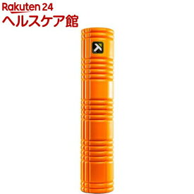 トリガーポイント グリッド フォームローラー2 オレンジ(1コ入)【TRIGGERPOINT(トリガーポイント)】