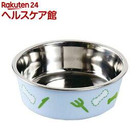 ドギーマン ステンレス食器ごはんにゃわん 犬用 ミニ ブルー(1コ入)【ドギーマン(Doggy Man)】