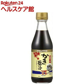 アサムラサキ かき醤油(300ml)【more30】