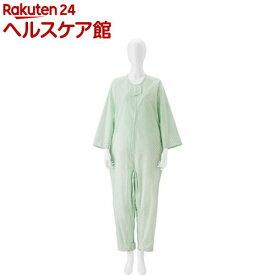 竹虎 介護ねまき グリーン M(1枚)