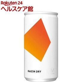 ライジン ドライ (RAIZIN DRY)(185ml*30本入)