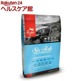 オリジン 6フィッシュドッグ(5.9kg)【オリジン】
