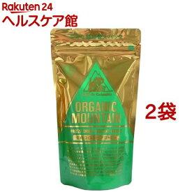 有機インスタントコーヒー フリーズドライ (詰替用)(80g*2コセット)【ダーボン・オーガニック】