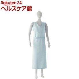 入浴介助エプロン Lサイズ(1枚入)【カワモト】
