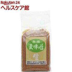 海の精 麦味噌(1kg)【海の精】