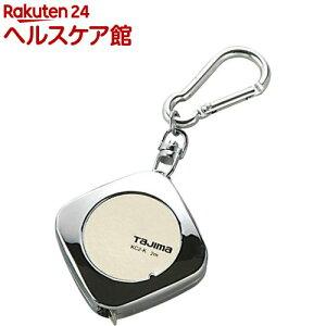 タジマ カラビナ付 KC-K 2m(1個)【タジマ】