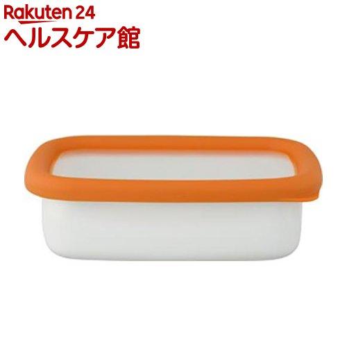 デイリーウェア オランジェ 浅型角容器 S OG-S(1コ入)