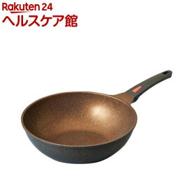 IHゴールドマーブル中華鍋 30cmA-02(1コ入)