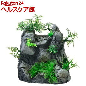 癒し水景 アクアキャンバス フォール(1個)【癒し水景】