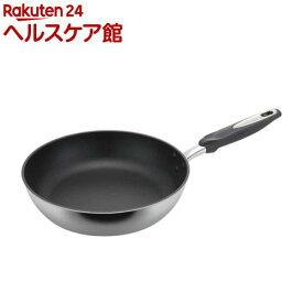 IHハイキャストフライパン 28cm A-0656(1コ入)【北陸アルミニウム】