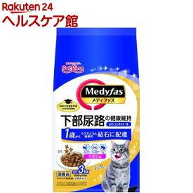 メディファス 1歳から チキン味(500g*6袋)【メディファス】[キャットフード]