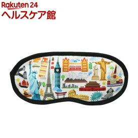 DQCo アイマスク ワールドアイコン(1個)【DQCo(DQカンパニー)】