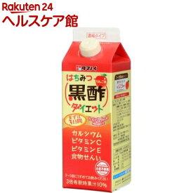 タマノイ はちみつ黒酢ダイエット 濃縮タイプ(500ml)【はちみつ黒酢】