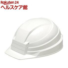 DIC 折りたたみ式ヘルメット IZANO ホワイト(1コ)