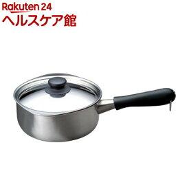 柳宗理 ステンレス片手鍋 18cm ミラー(1個)【柳宗理】