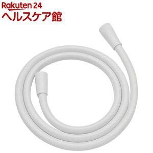 GAONA フックフィットシャワーホース3.0m GA-FK059 ホワイト(1コ入)【GAONA】