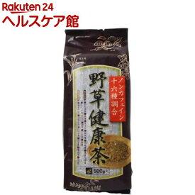 OSK 十六種調合野草健康茶(500g)