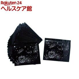 携帯サニタリーポーチ チャック付 シンデレラタイプ(15枚入)【メイダイ】
