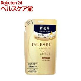 ツバキ(TSUBAKI) プレミアムリペア シャンプー つめかえ用(330ml)【ツバキシリーズ】